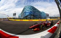 PRACTICE & QUALIFICATION - F2 GP SOCHI AUTODROM, RUSSIA