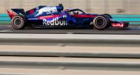 TORO ROSSO POST SEASON TEST F1 - ABU DHABI