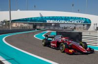 PREMA POST SEASON TEST F2 - ABU DHABI