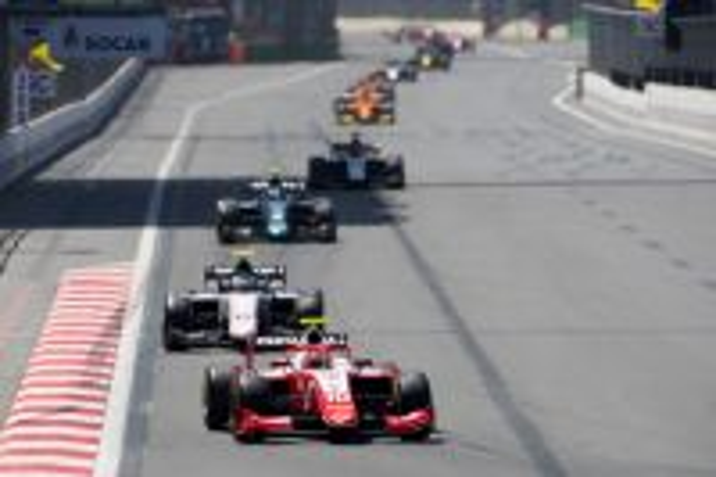 RACE - F2 GP AZERBAIJAN 2019