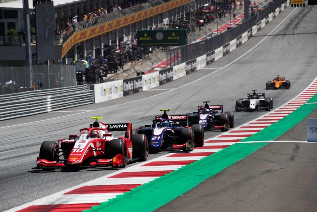 RACE - F2 GP 2019 AUSTRIA (RED BULL RING)