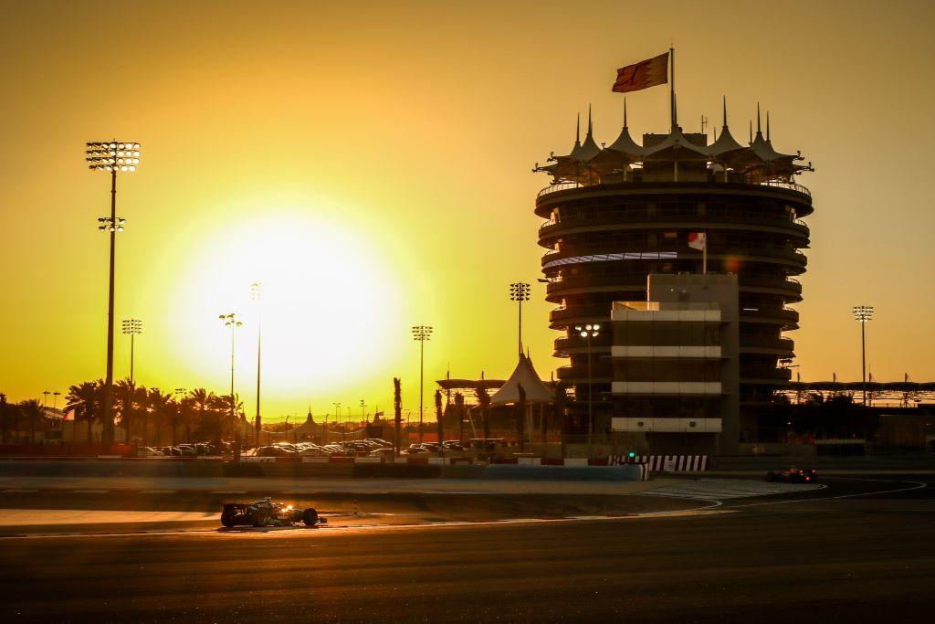 Aksi Sean Gelael di Tes Pramusim F2 2020 Hari Terakhir
