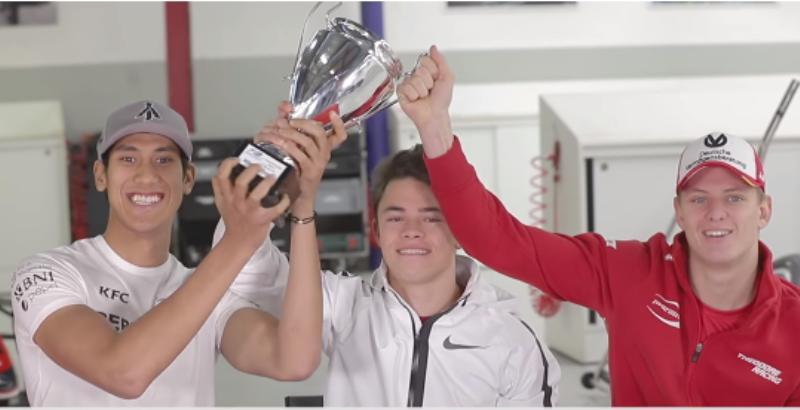 Sean and Nyck - Prema Trivia Challenge