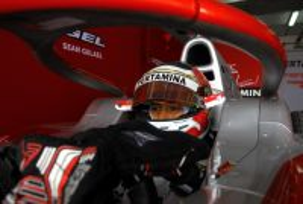 Sean Gelael Antusias Hadapi Persaingan F2 di Sirkuit Sakhir Bahrain