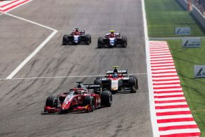 Sean Tampil Impresif di Feature Race - F2 Bahrain (MetroTV)
