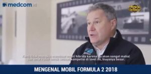 Interview: Didier Perrin, Formula 2 Technical Director