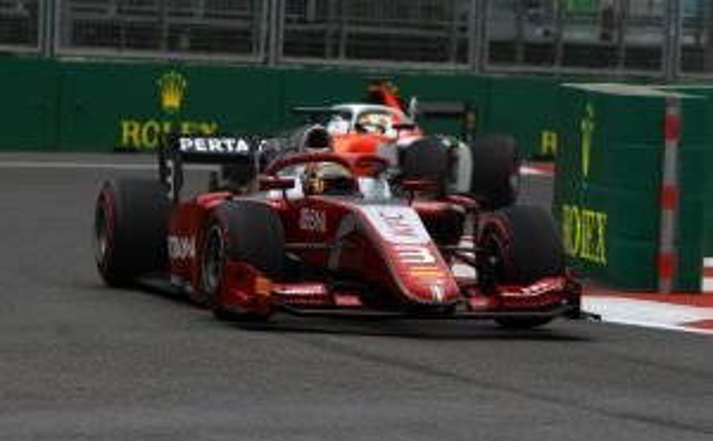 Sean Konsisten Raih Poin di Dua Seri FIA Formula 2