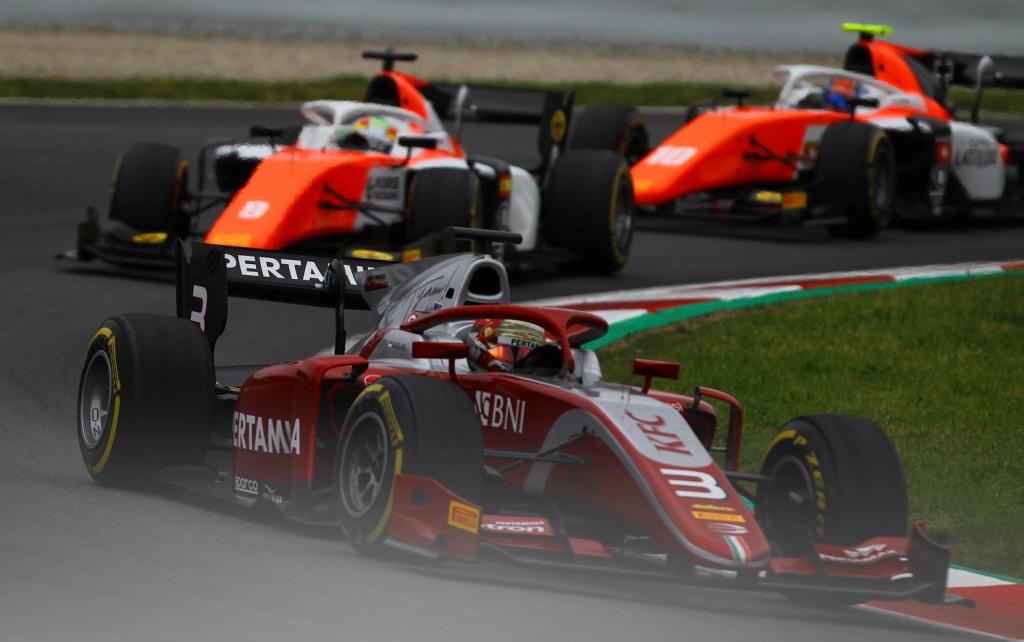 FIA Formula 2 Race 1 - GP Barcelona