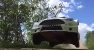 SEAN GELAEL: Rally Practice in Finland