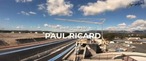 French GP : Paul Ricard Circuit Tour