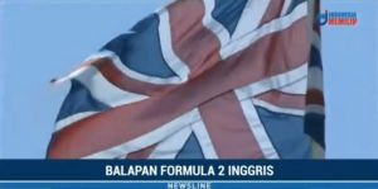 F2 GP Silverstone