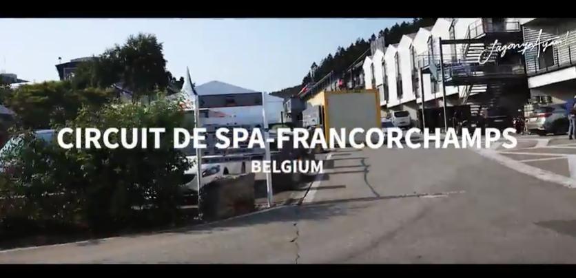 Circuit Spa Belgium #BelgianGP