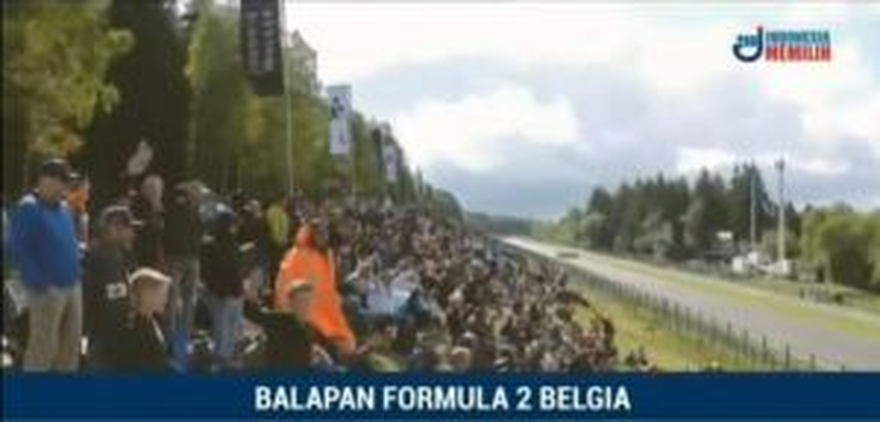 F2 GP Belgia