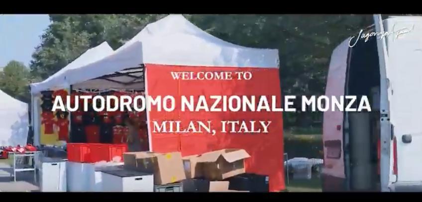 Autodromo Nazionale Monza : The Circuit Tour