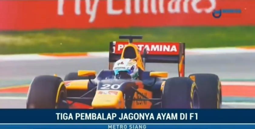 Tiga Pebalap Jagonya Ayam di F1