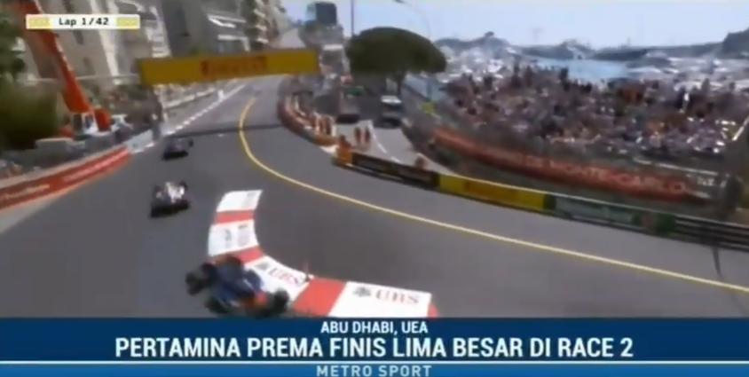 F2 GP Abu Dhabi