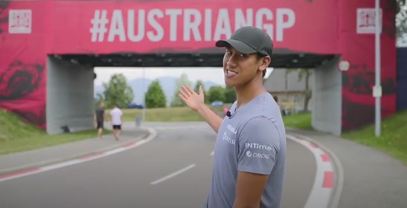 Road to Austrian GP