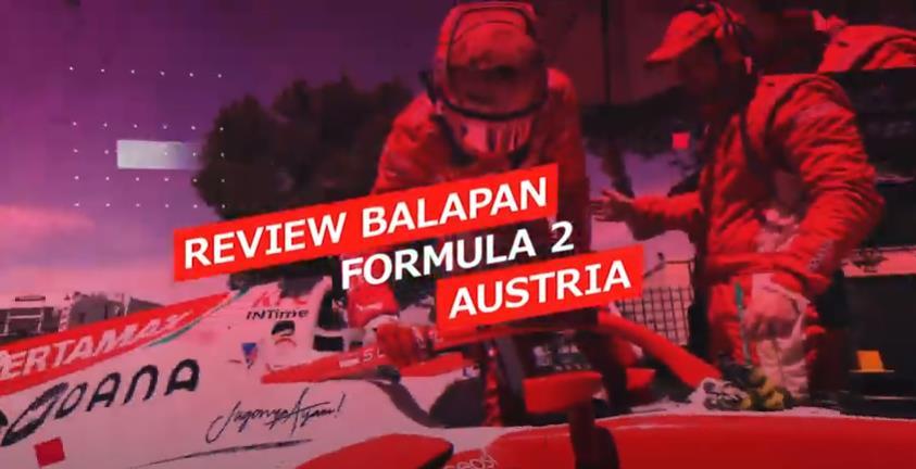 F2 GP AUSTRIA - TJA REVIEW