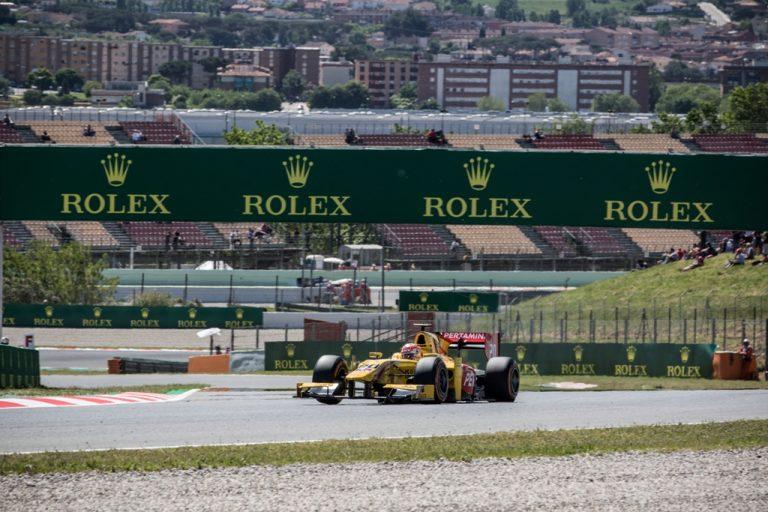 FIA F2 Race - Barcelona Bagian 1