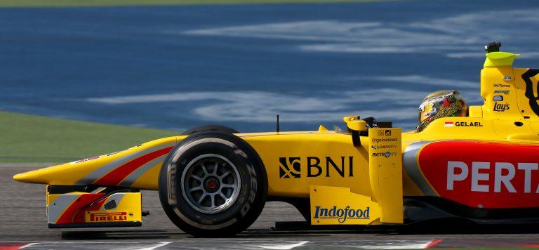 FIA F2 Pre-Season Test - Bahrain Bagian 1