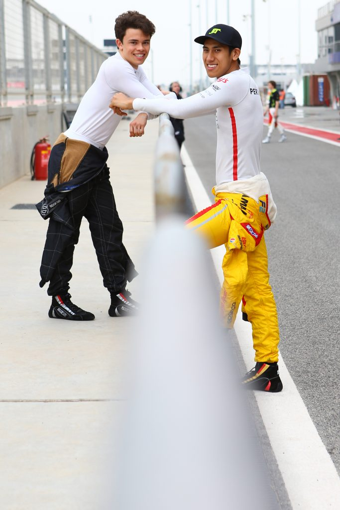 FIA F2 Pre-Season Test - Bahrain Bagian 2