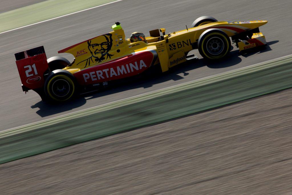 FIA F2 Pre-season Test – Barcelona