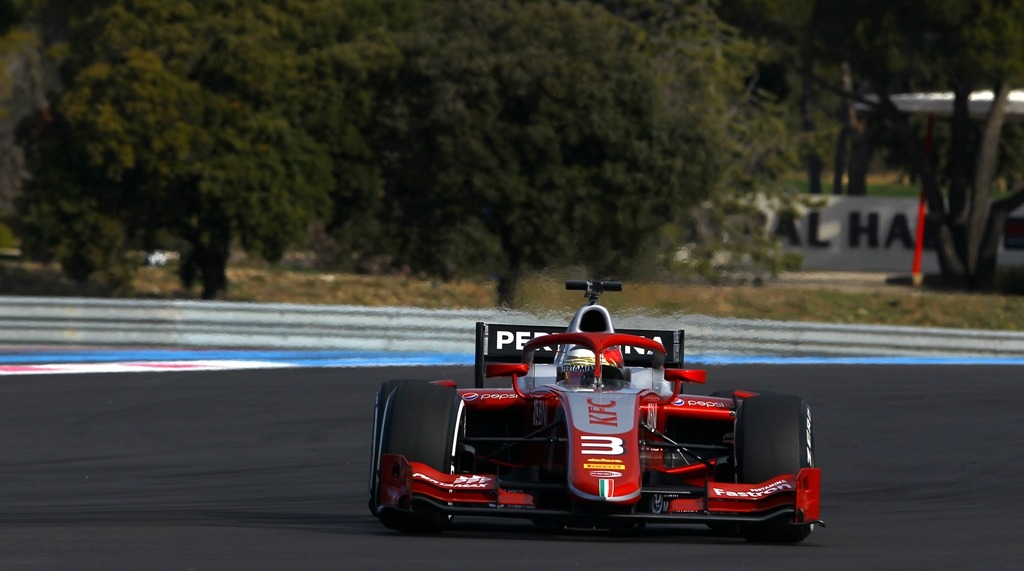 FIA F2 Pre-Season Test - Paul Ricard, France