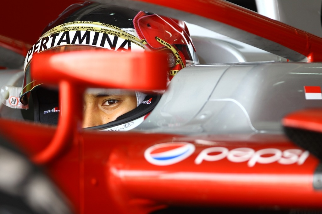 FIA F2 Pre-Season Test - Sakhir, Bahrain