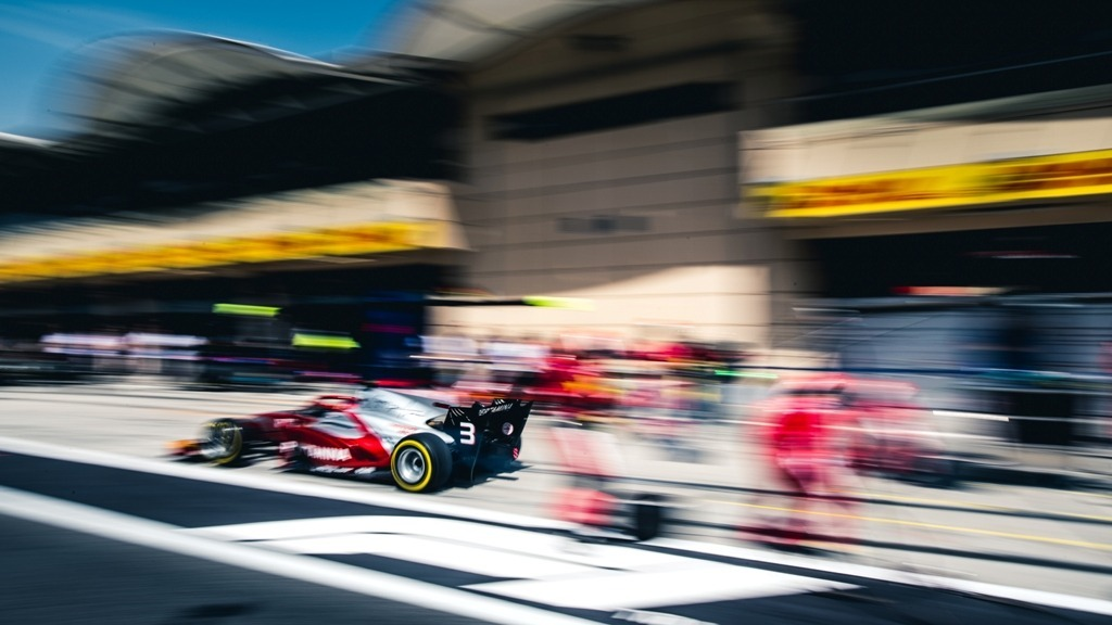 FIA F2 Race - Sakhir, Bahrain