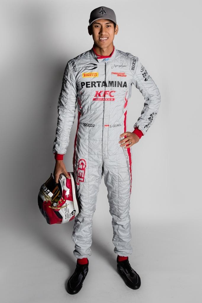 Pertamina Prema Theodore Racing Drivers