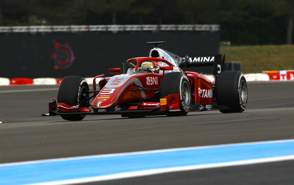 FIA F2 RACE - GP FRANCE