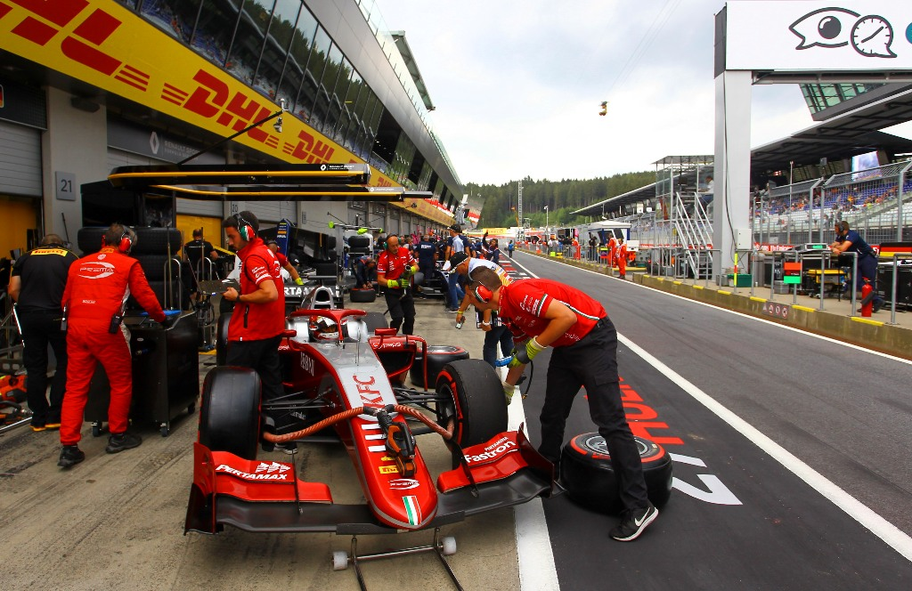 RACE - F2 GP AUSTRIA