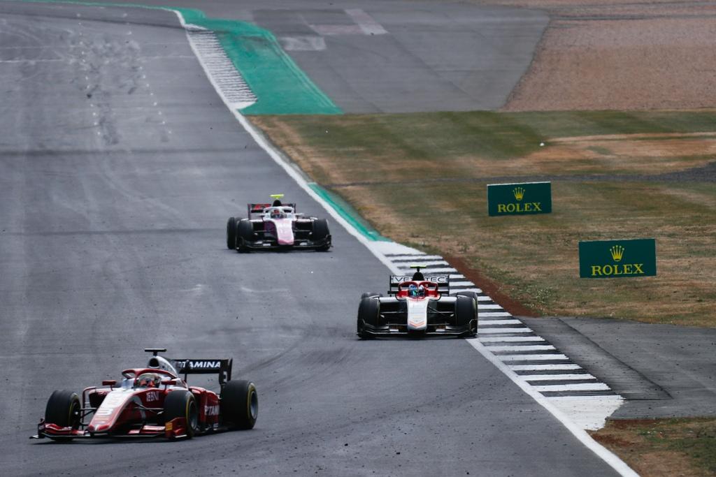 RACE - F2 GP SILVERSTONE, ENGLAND