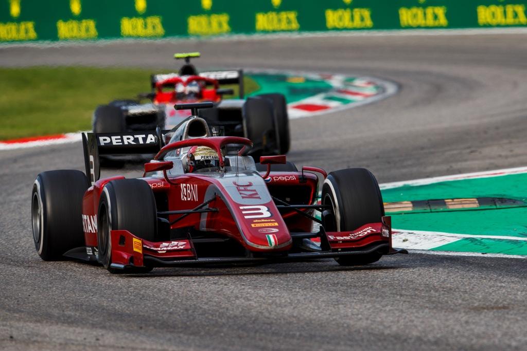 RACE - F2 GP MONZA, ITALY