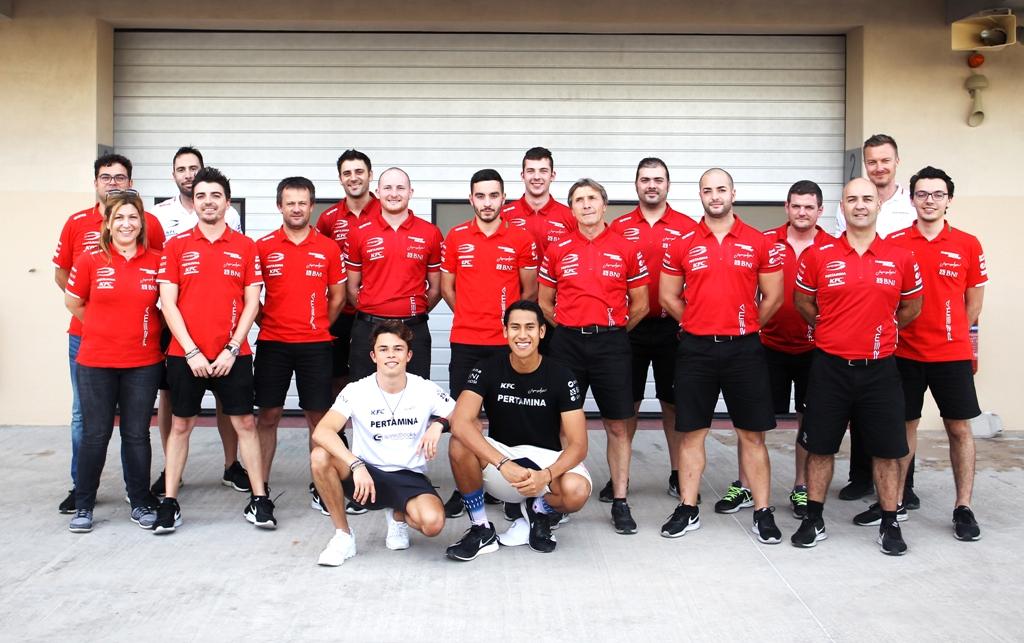 RACE - F2 GP YAS MARINA, ABU DHABI