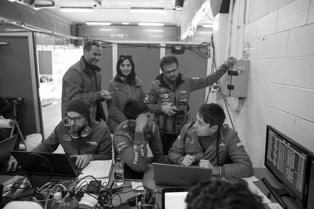 PREMA F2 PRE SEASON TEST - BARCELONA (DAY 3)