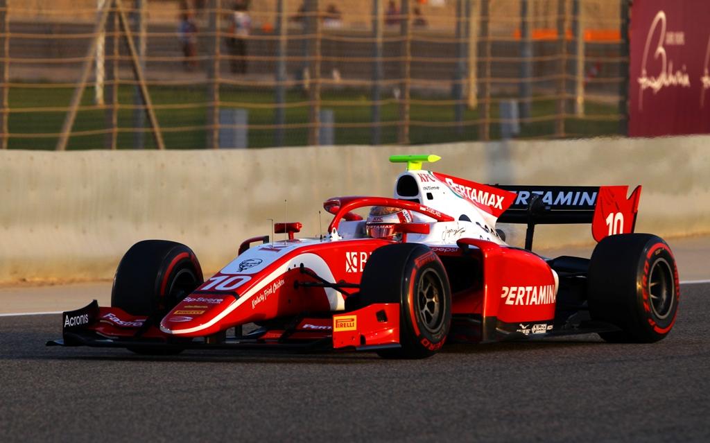 PRACTICE & QUALIFICATION - F2 GP BAHRAIN