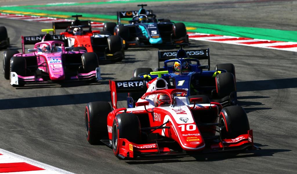 FIA F2 - CATALUNYA, BARCELONA 2019