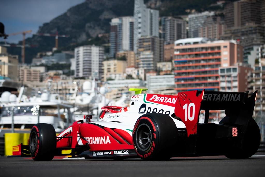 RACE - F2 GP MONACO 2019