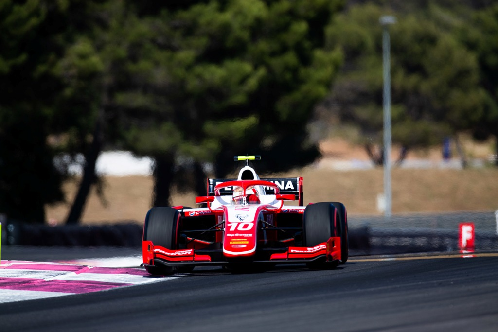 PRACTICE & QUALIFICATION - F2 GP FRANCE 2019