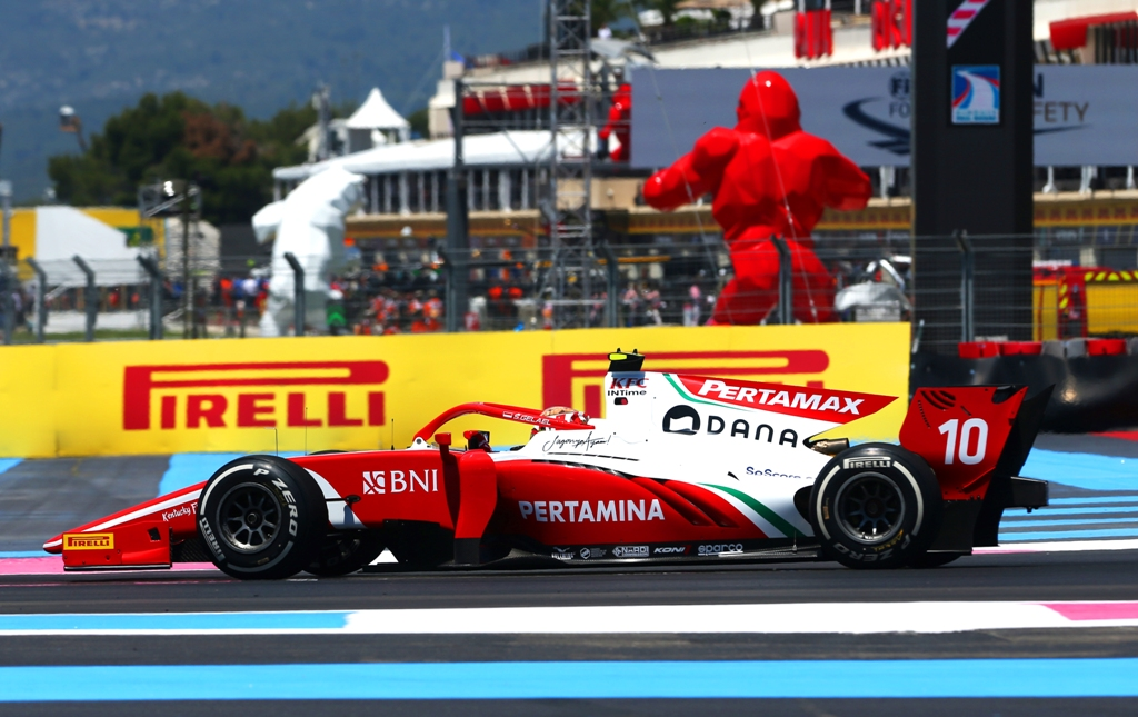 RACE - F2 GP 2019 FRANCE (PAUL RICARD)