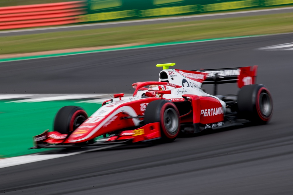 PRACTICE & QUALIFICATION - F2 GP SILVERSTONE 2019