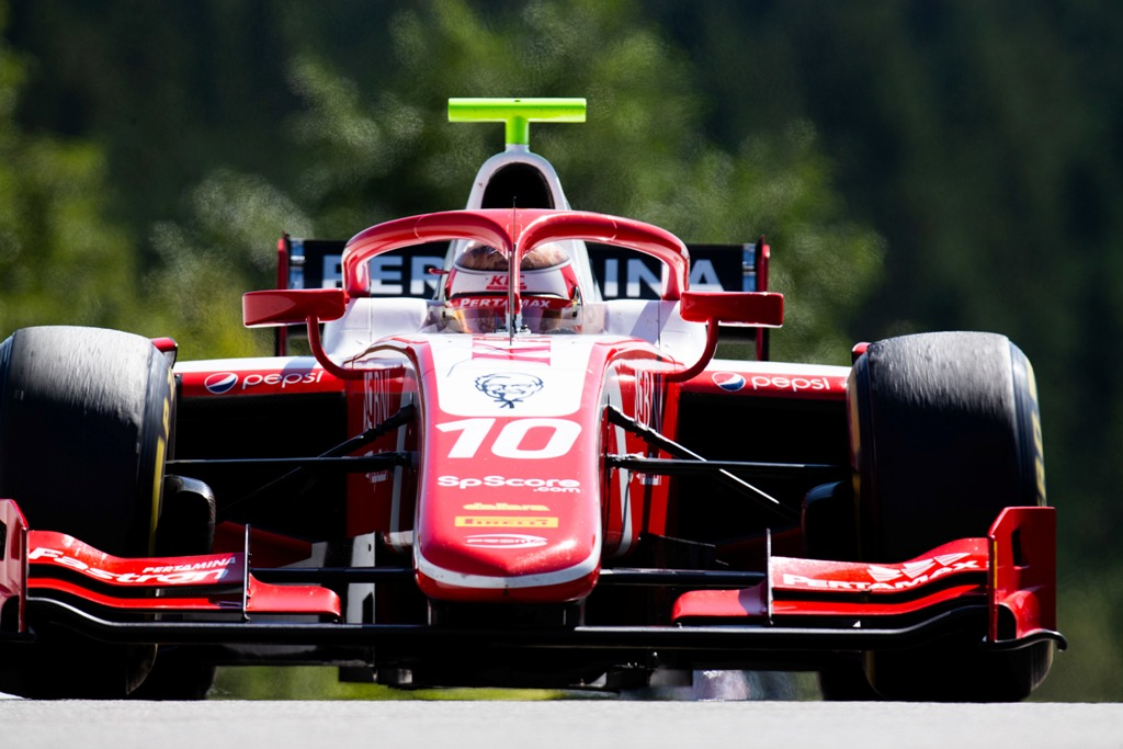 PRACTICE & QUALIFICATION - F2 GP SPA-FRANCORCHAMPS 2019