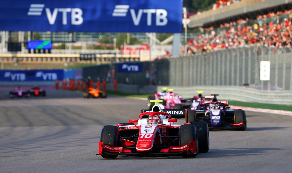 RACE - F2 GP 2019 RUSSIA (SOCHI)