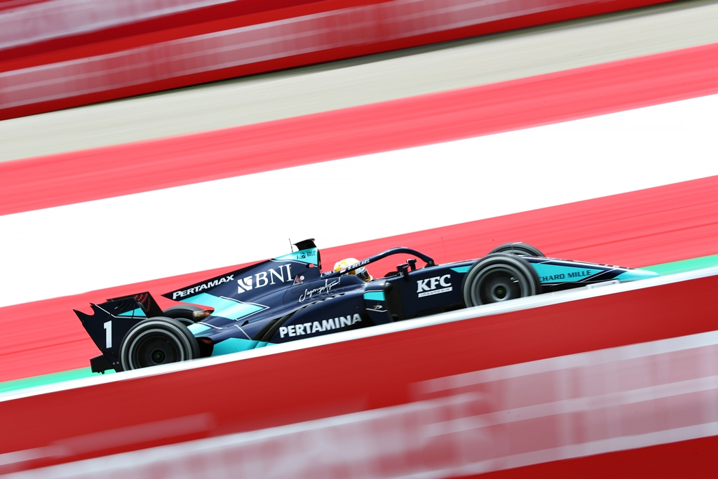 F2 AUSTRIA 2020 I RACE