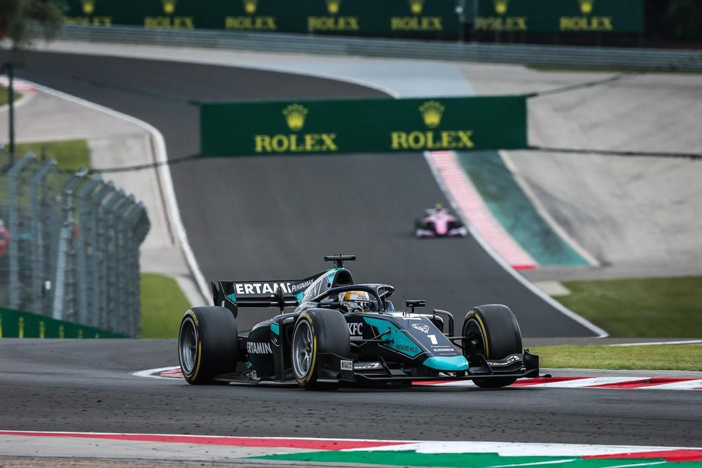 R03 I F2 HUNGARY I RACE 2