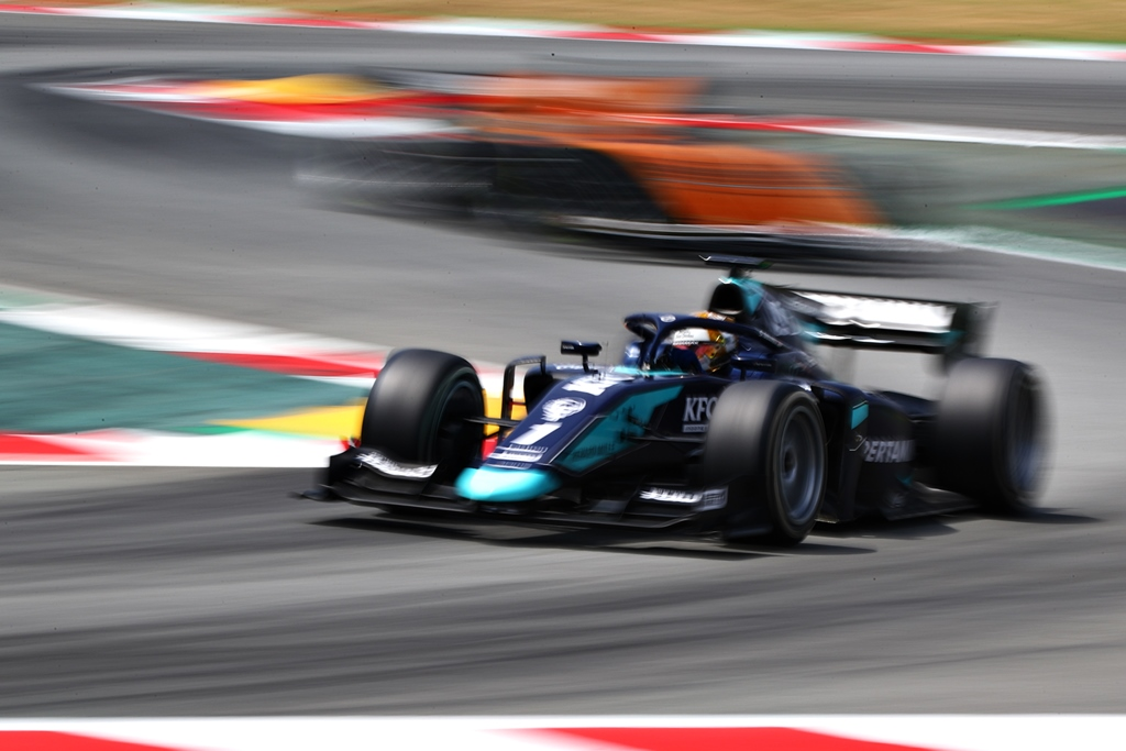 R06 I F2 SPAIN I RACE
