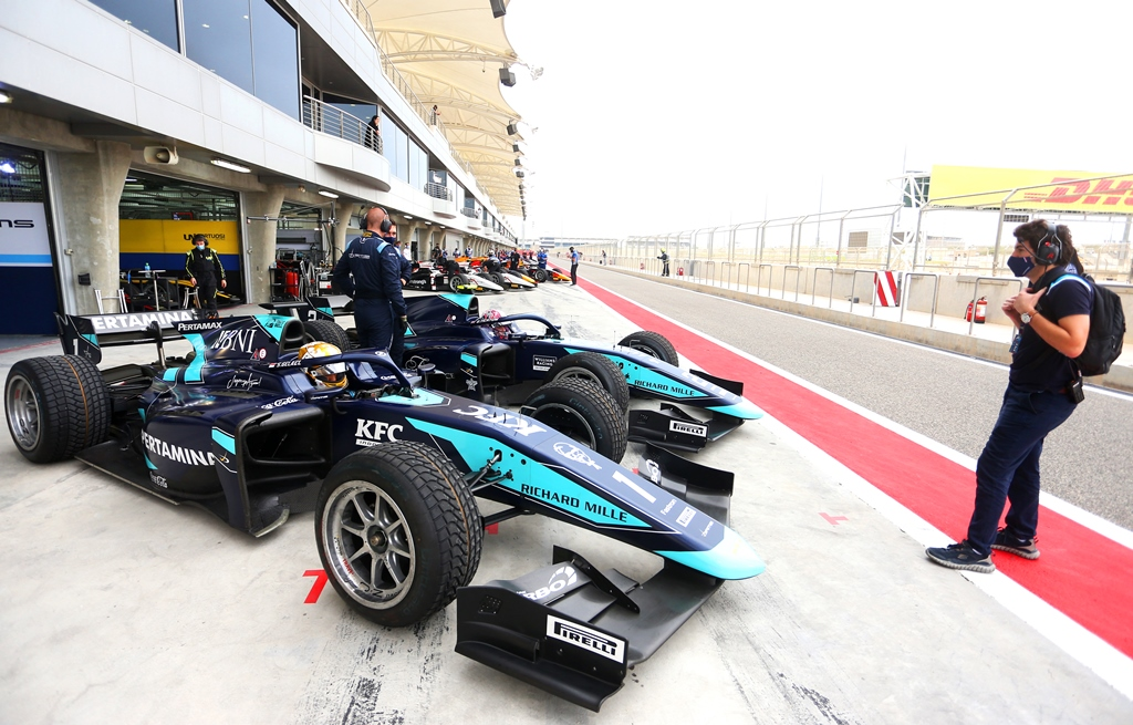 F2 BAHRAIN - QUALIFICATION
