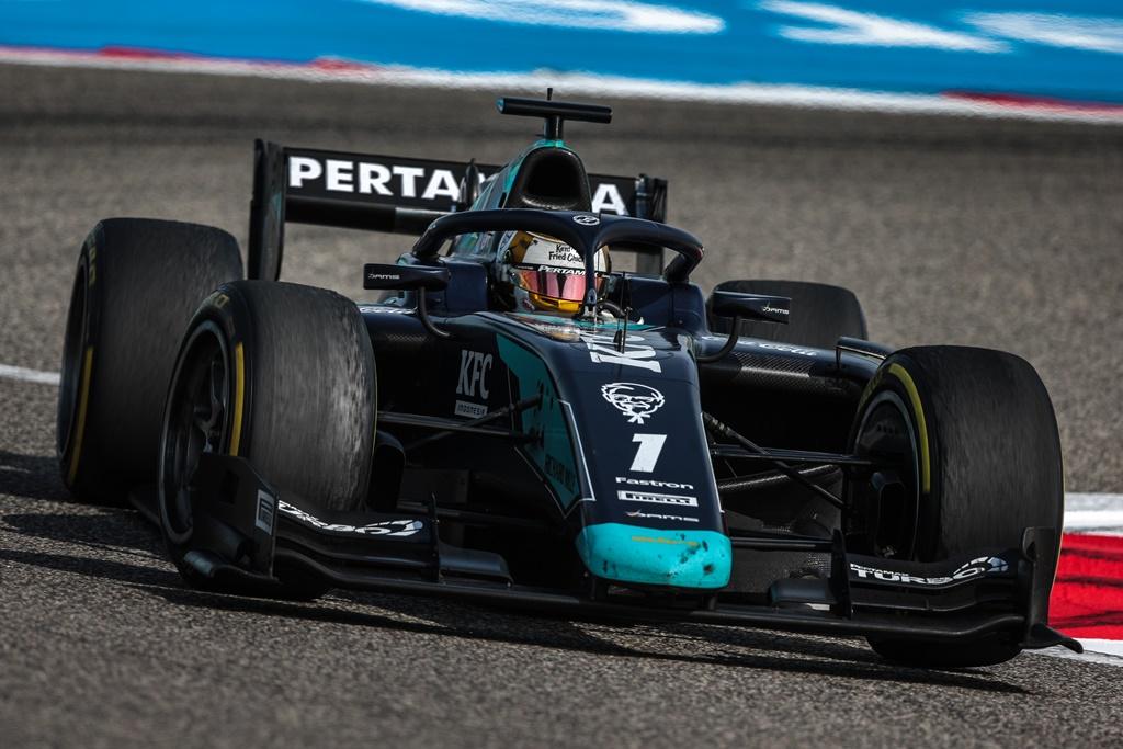 F2 BAHRAIN - RACE 1