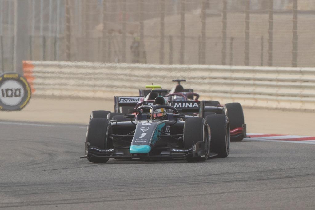 F2 SAKHIR I RACE 2